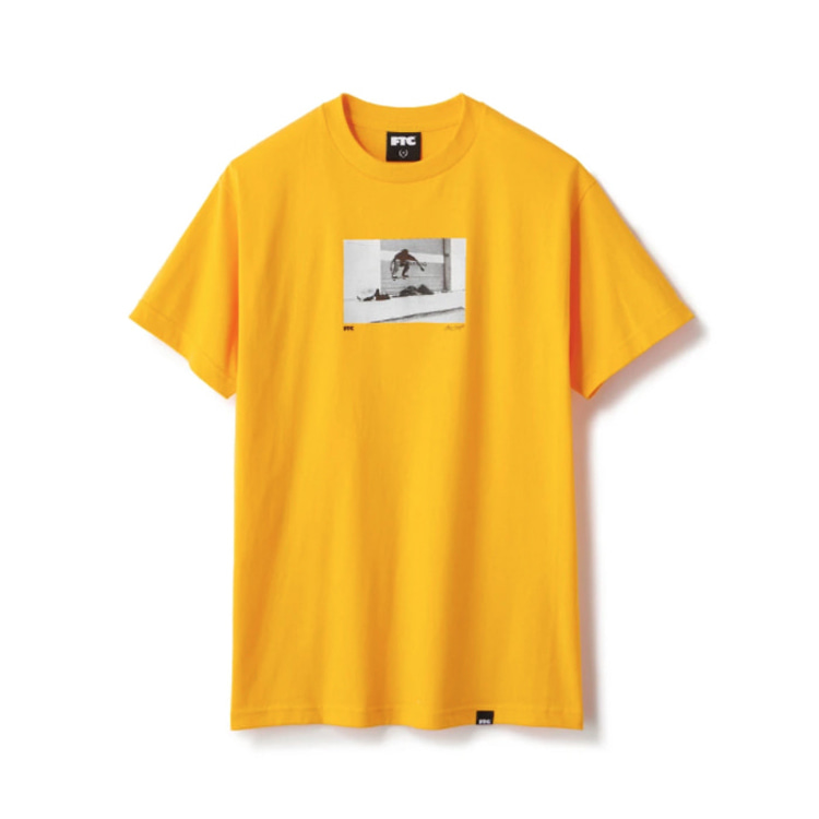 FTC TAE OLLIE S/S TEE - GOLD