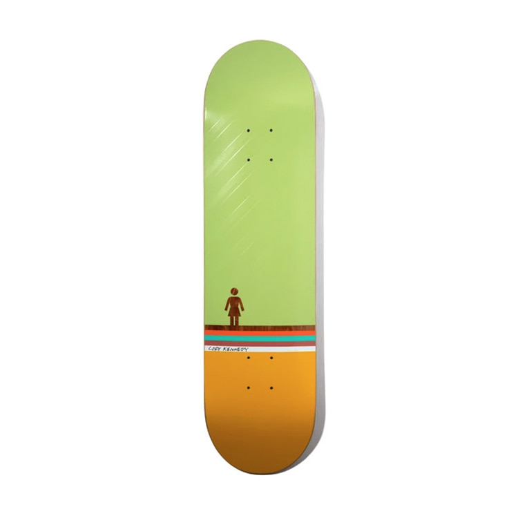 GIRL KENNEDY HORIZON OG DECK 8.125 X 31.625