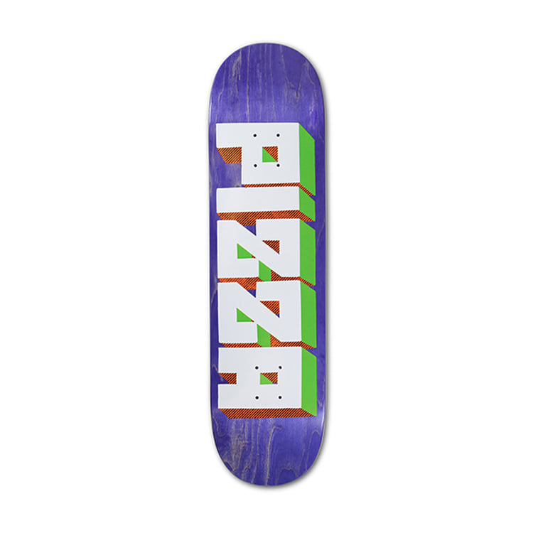 PIZZA CHUBS DECK 8.25