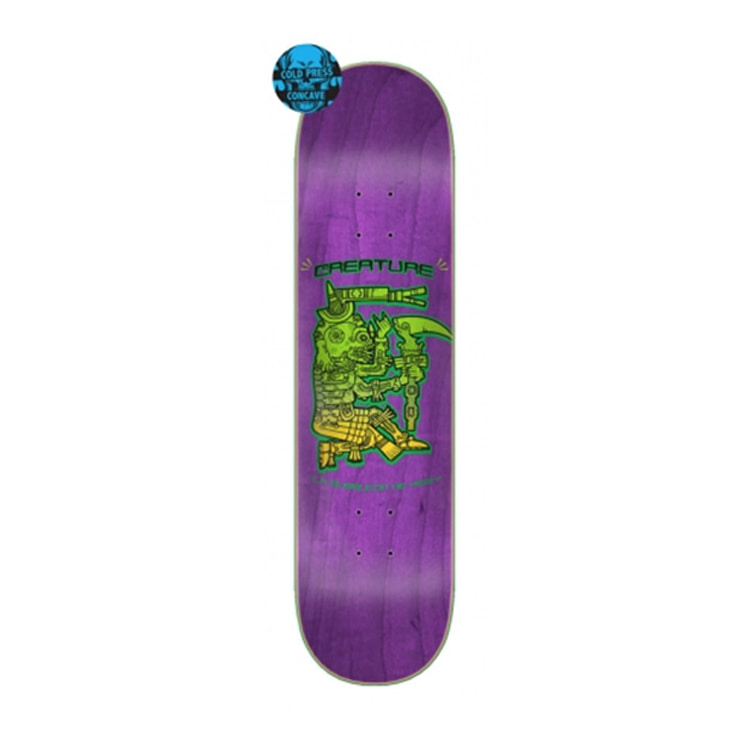 CREATURE BUSQUEDA DE HESH COLD PRESS 8.25IN X 32.0IN