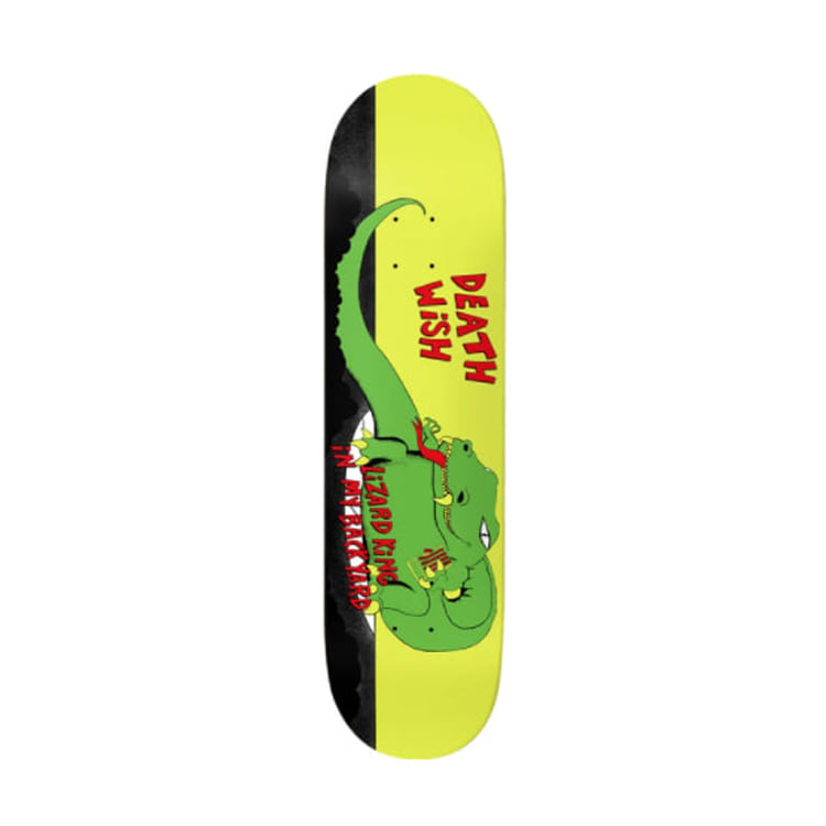 DEATHWISH LIZARD KING BIG LIZ DECK 8.18