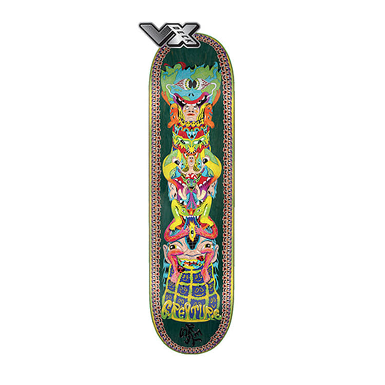 CREATURE REYES INTERMISSION VX DECK 8.0IN X 31.8IN