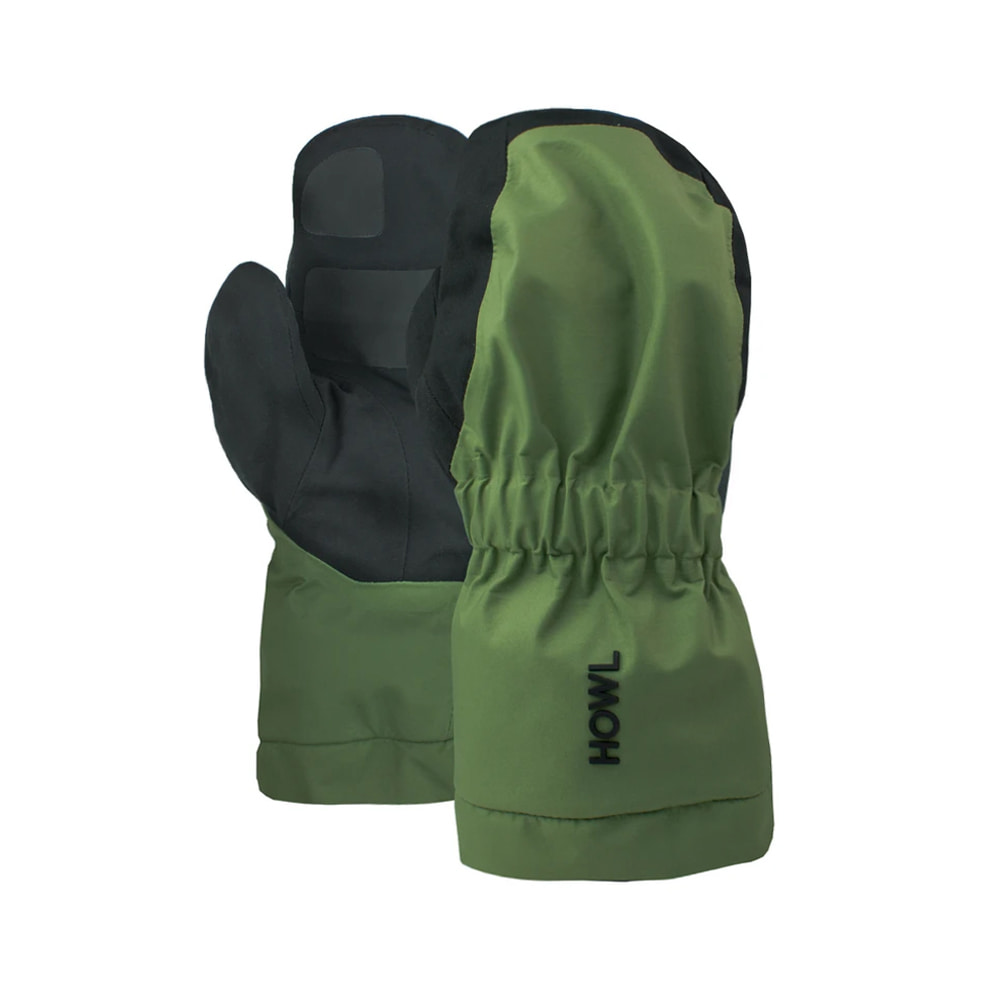 HOWL SUPPLY  KUZYK MITT SOFT GREEN