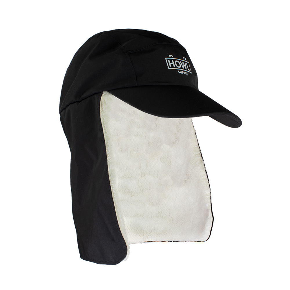 HOWL SUPPLY  ELMER CAP BLACK