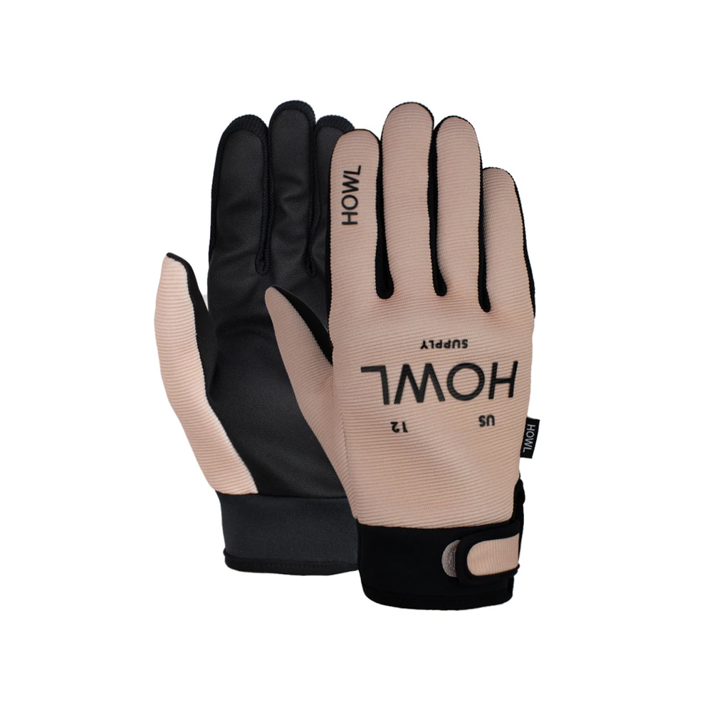 HOWL SUPPLY  JEEPSTER GLOVE ROSE