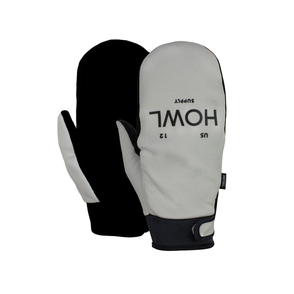 HOWL SUPPLY  JEEPSTER MITT OFF WHITE