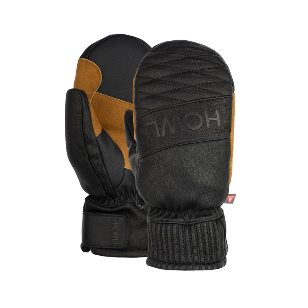 HOWL SUPPLY  SEXTON MITT BLACK