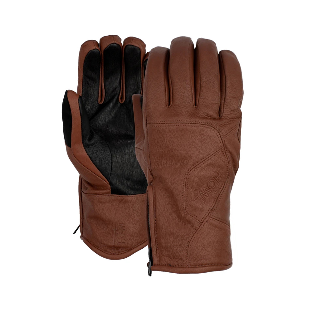 HOWL SUPPLY  TIGER GLOVE BROWN