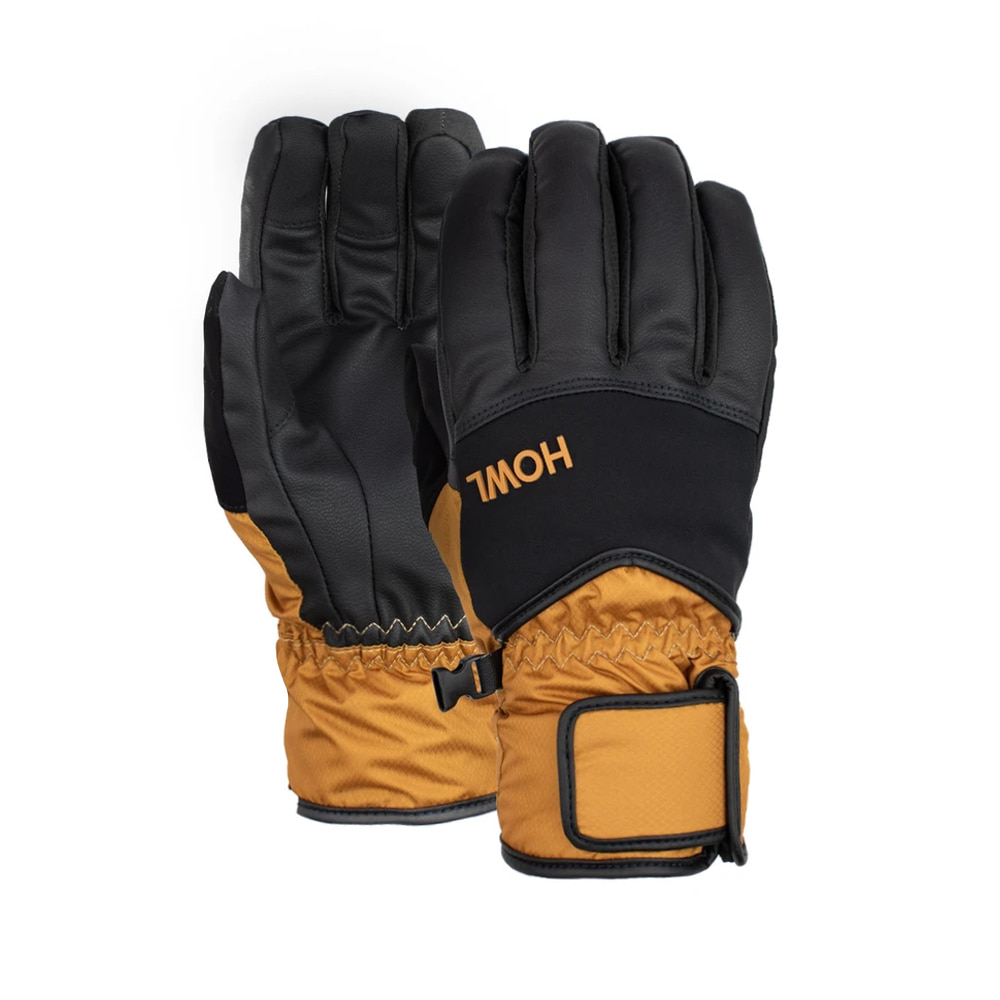 HOWL SUPPLY  UNION GLOVE GOLD