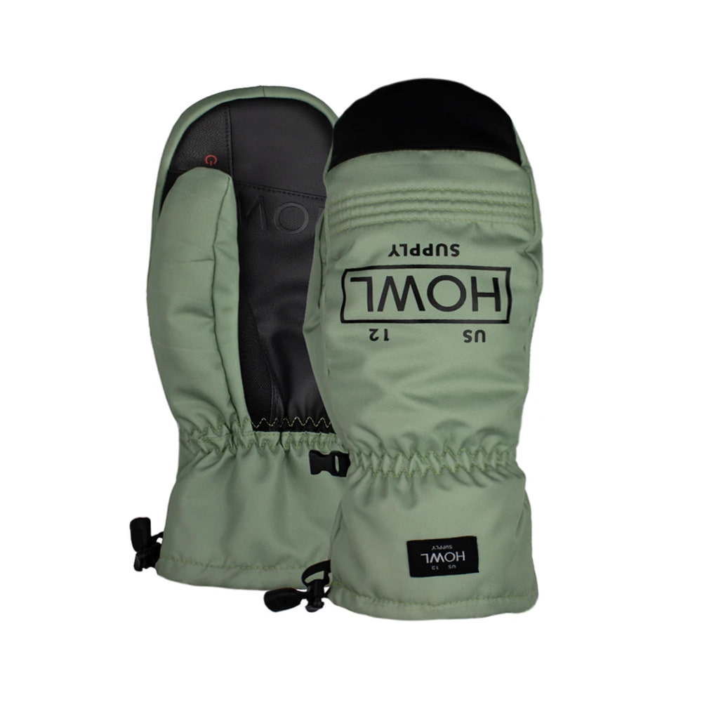 HOWL SUPPLY  TEAM MITT GREEN