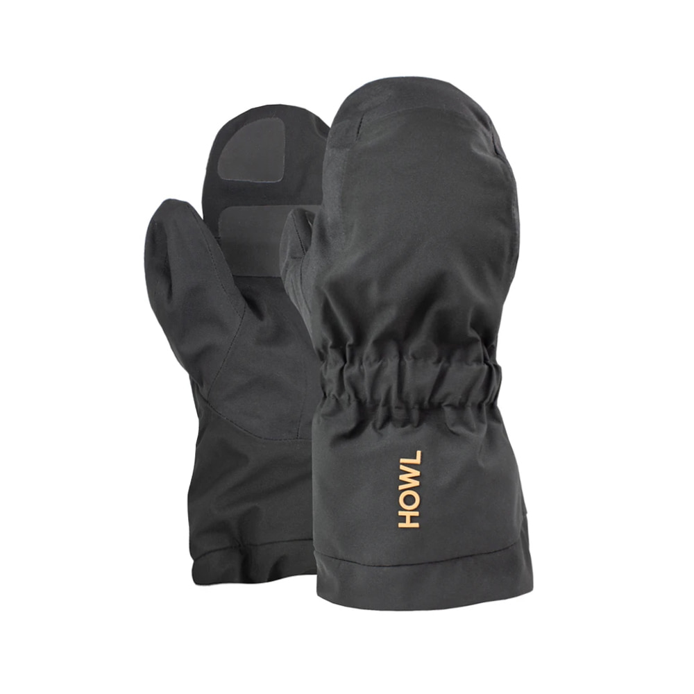 HOWL SUPPLY  KUZYK MITT BLACK