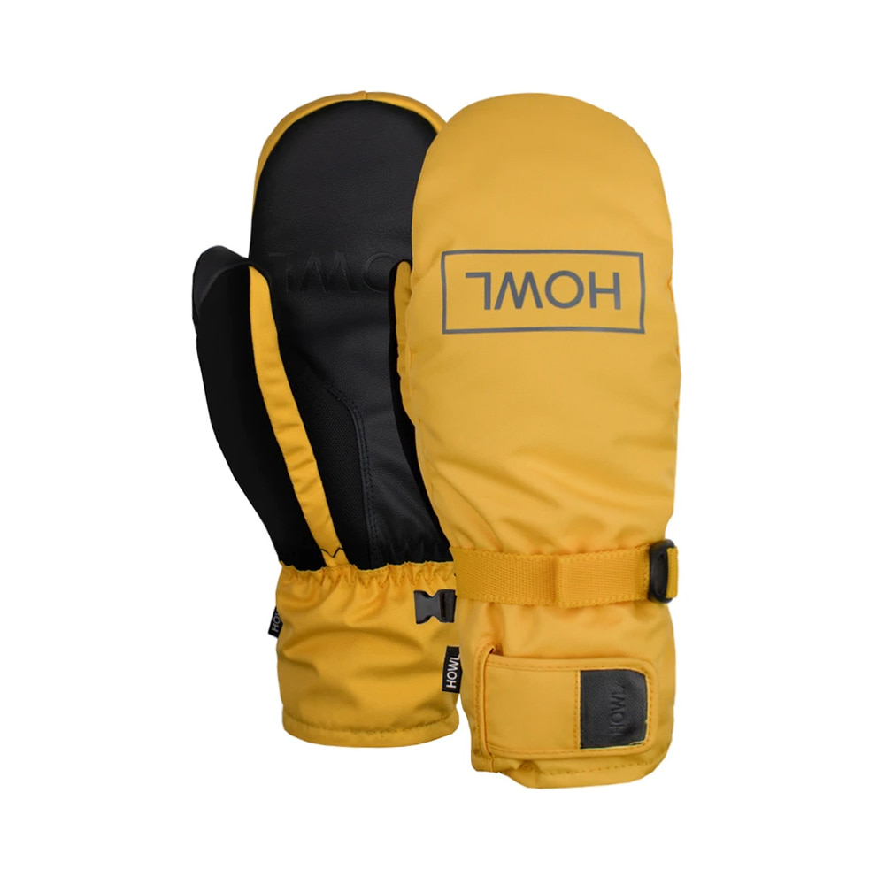 HOWL SUPPLY  FAIRBANKS MITT YELLOW