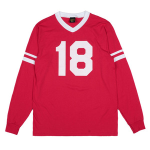 1817 LOYAL GHOUL JERSEY RED