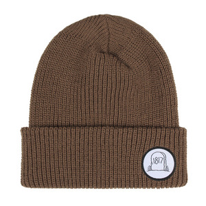 1817 TOMBSTONE BEANIE BROWN