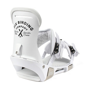 FIX BINDING STARTER WHITE