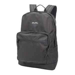 HOWL VACATION BACKPACK BLACK