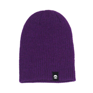 GNARLY SLOUCH BEANIE PURPLE