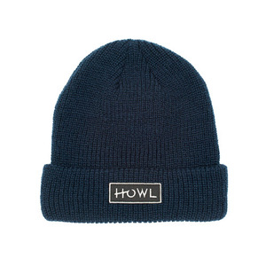 HOWL SUPPLY GASOLINE BEANIE DARK NAVY