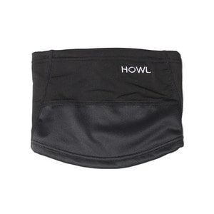 HOWL WINDSTOPPER FACEMASK BLACK