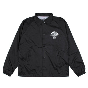ASHBURY PYRAMID COACHES JACKETS BLACK