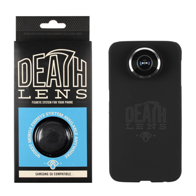 DEATH LENS FISHEYE (SAMSUNG S6 COMPATIBLE)