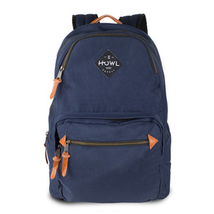 HOWL VACATION BACKPACK NAVY