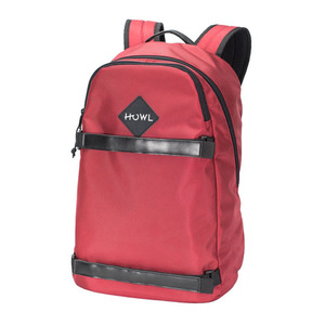 HOWL SESSION BACKPACK RED