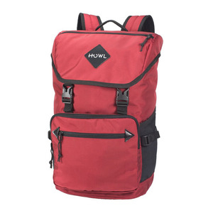 HOWL SELECT BACKPACK RED