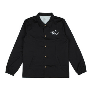 PUBLIC RABBID JACKET BLACK