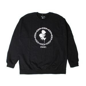 HOWL 18/19 ROSE CREW BLACK